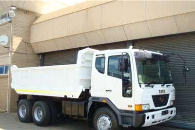 Tata Tipping body TATA NOVUS 3434 10 CUBE TIPPER Truck