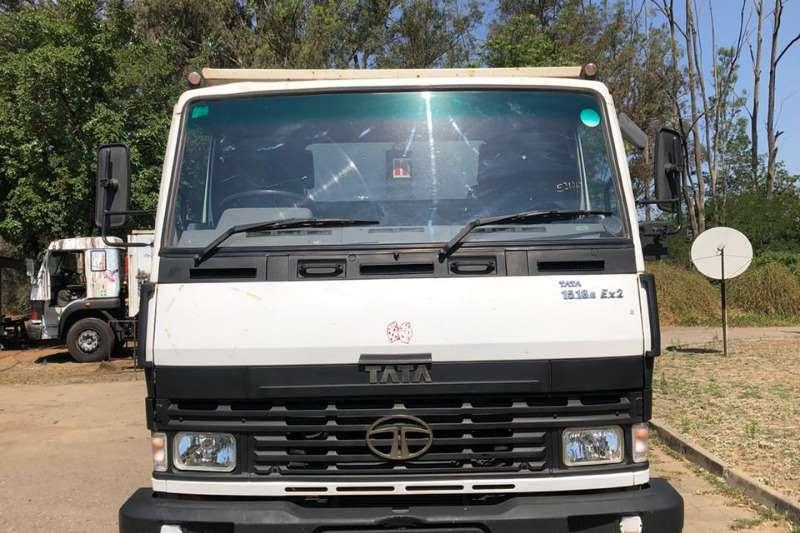 Tata Truck-Tractor Single axle 1518 TIPPER 6M 2015