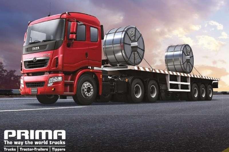 Tata Truck tractors Double axle New   TATA Prima 4938 6x4 T/T 2020