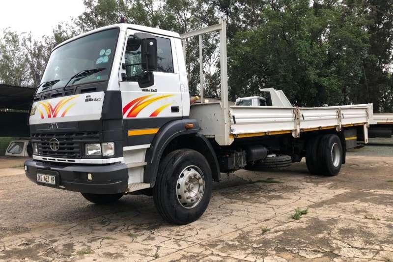 Tata Truck tractors Single axle 1518 DROPSIDE 8TON 2017