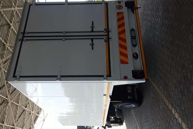 Tata Truck Van body TATA VAN BODY LPT 1518 8 TON TRUCK NEW 2020