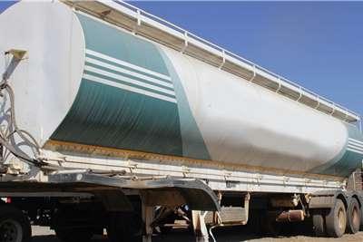 TEE Auger bulk trailer Auger tanker Trailers