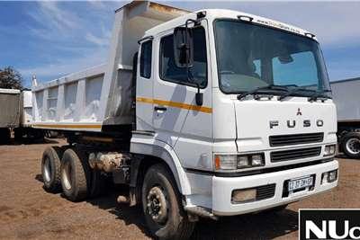 MITSUBISHI FUSO FV26 420 TIPPER TRUCK Tipper trucks