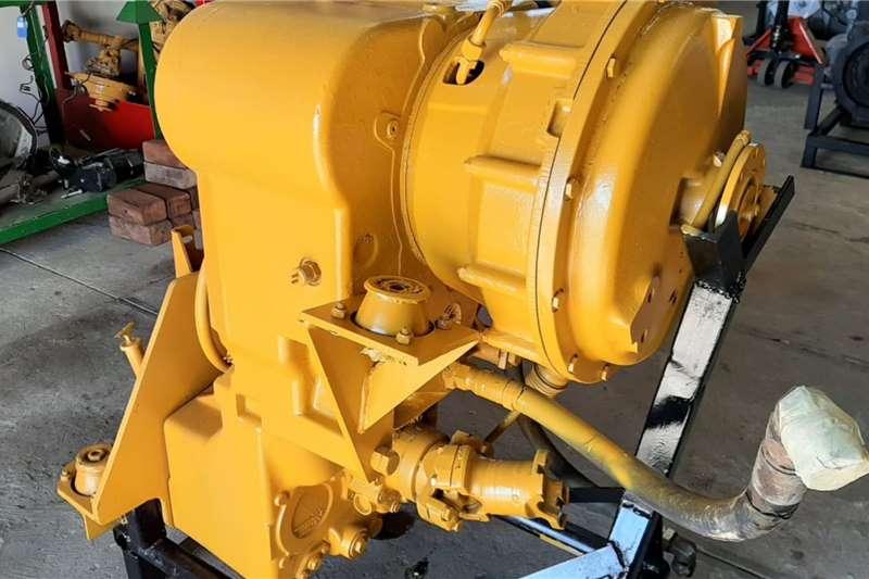 ZF 6WG200 Transmission Tipper trucks