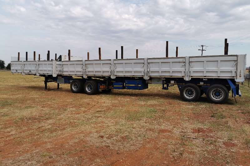 TOHF Trailers Mass side 2015 Tohf Link trailer 2015