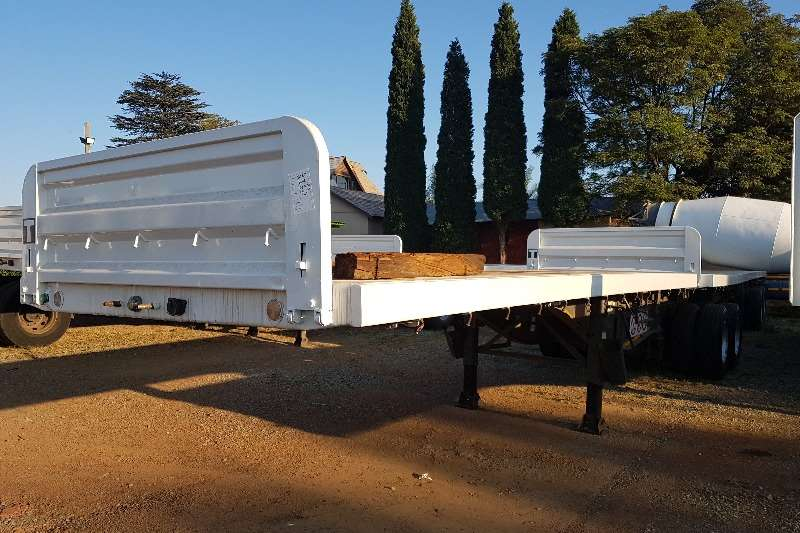 Top Trailer Superlink Trailers Superlink 2012 Top Trailer Superlink Flatdeck 2012