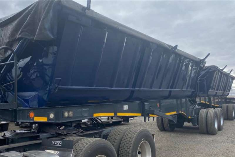Top Trailer 2014 Top Trailer 40m3 For Sale Trailers