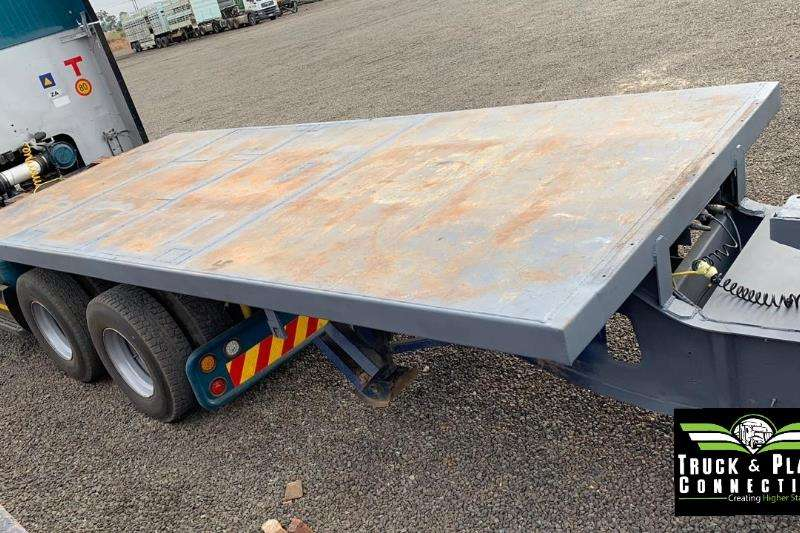 Top Trailer Trailers Flat deck 2011 Top Trailer Flatdeck Super Link 2011