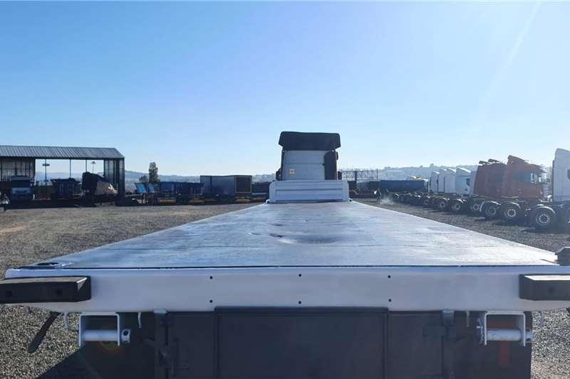 Top Trailer Flat deck LIGHTTOP TRAILER SUPERLINK FLAT DECKS Trailers