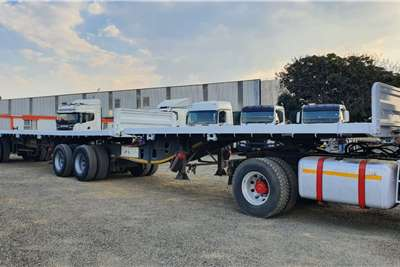 Top Trailer Flat deck TOP TRAILER LIGHT SUPERLINK FLAT DECK Trailers