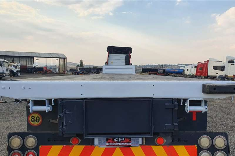 Top Trailer Flat deck TOP TRAILER SUPERLINK LIGHT FLAT DECK Trailers