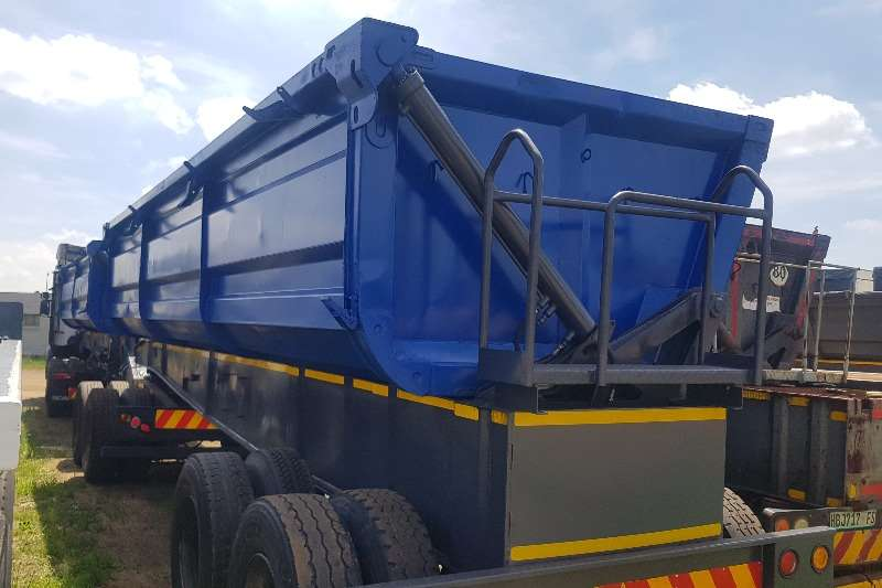 Top Trailer Trailers Interlink 40 cube 2009