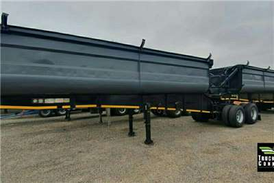 Top Trailer Side tipper Top Trailer side tipper Trailers