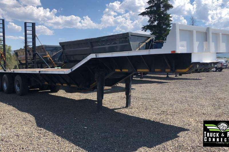 Top Trailer Trailers Stepdeck 2010 Top Trailer Stepdeck Lowbed 2010