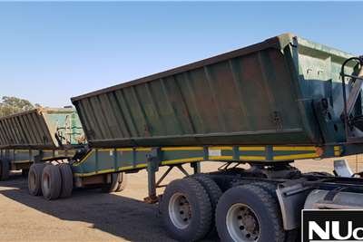 Top Trailer TOP TRAILER SIDE TIPPER LINK Trailers