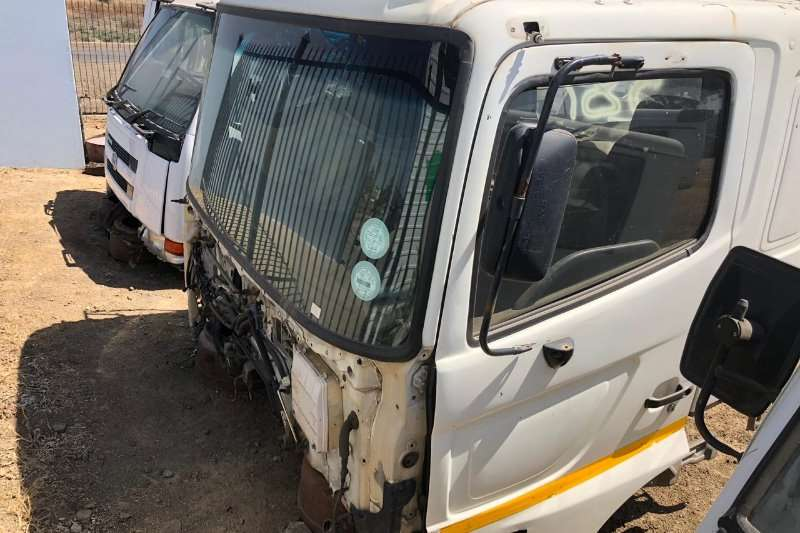 Toyota 2011 Hino 700 Cab Only 2011