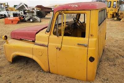 Toyota DA Truck Cab Box trucks