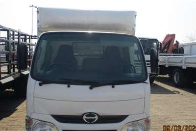 Toyota DYNA 150 VAN BODY Box trucks