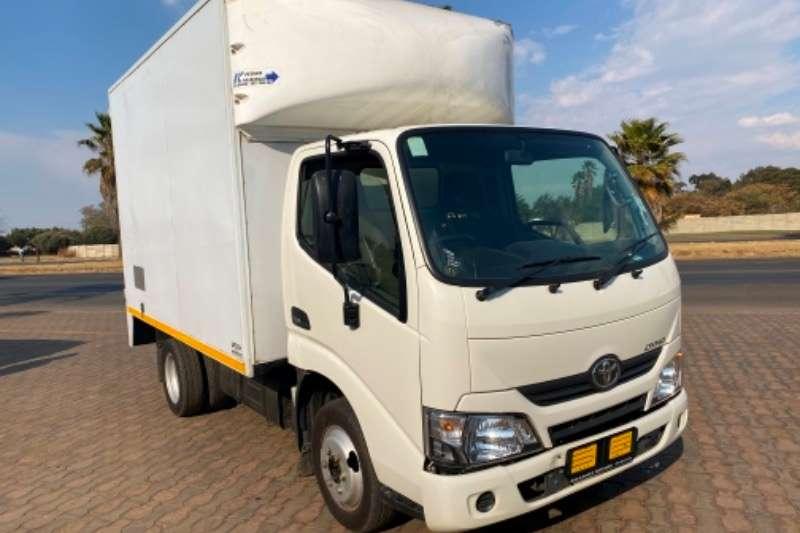 丰田Dyna 4093盒车1188bet官网