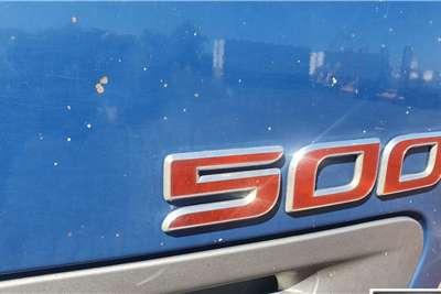 Toyota HINO 500 VOLUME BODY Box trucks
