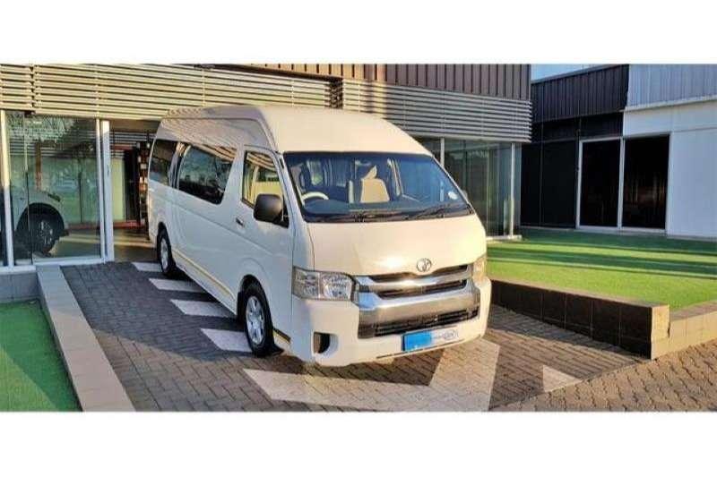 Toyota Buses 14 seater QUANTUM 2016