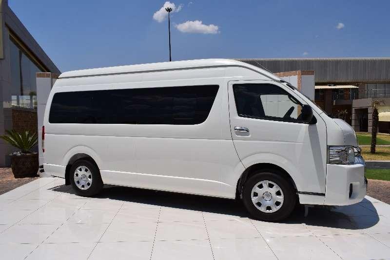 Toyota Buses 14 seater Quantum GL 2.7 VVTi 14 Seater 2015