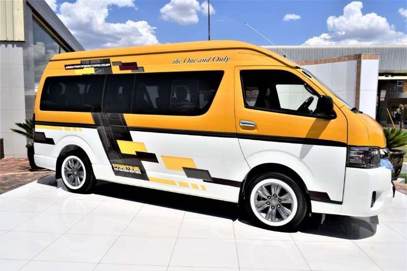 Toyota Buses 14 seater Quantum GL 2.7VVTI 2016