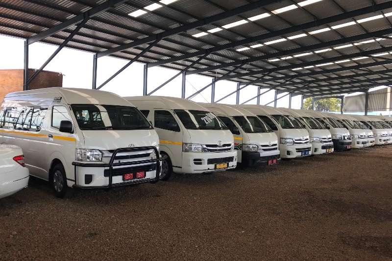 Toyota Buses 14 seater QUANTUM R299000 2013