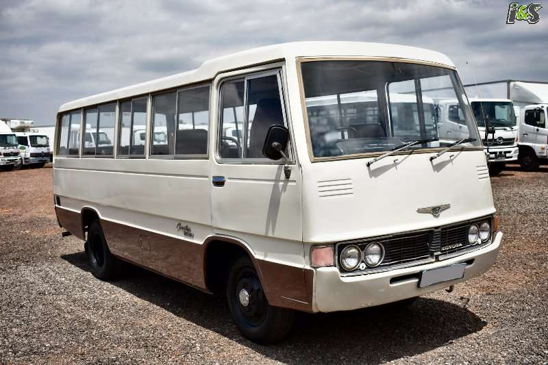 Toyota Buses 26 seater Coaster 26 Seater 1976