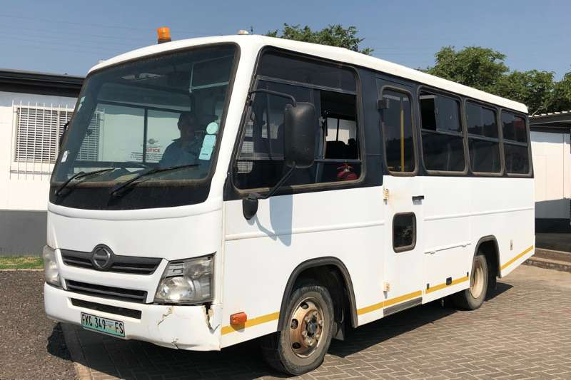 Toyota Buses 6104 25 Seater Bus 2013