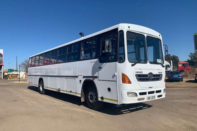 Toyota Buses 65 seater TOYOTA HINO 500 BUSMARK 2000 BODY (65 SEATER) 2013