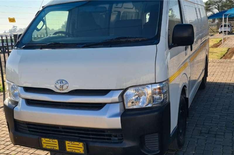 Toyota Quantum Buses