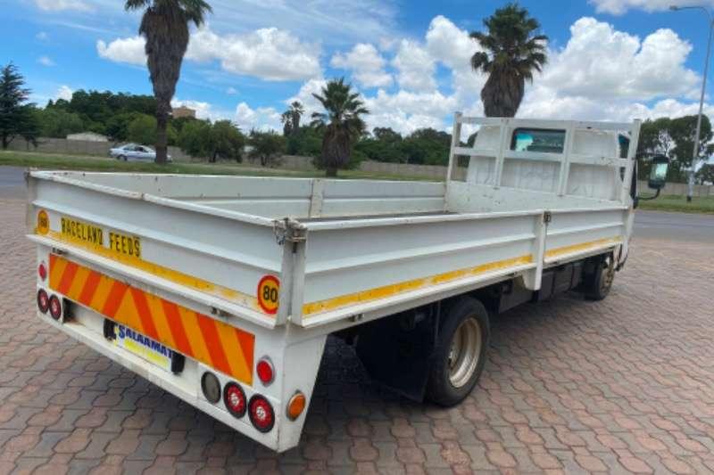 Toyota Dyna 4093  6 Meter long Dropside trucks