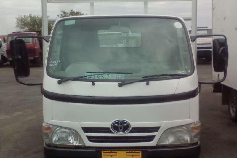 Toyota TOYOTA DYNA 4 093 DRIVING SCHOOL DROPSIDE Dropside trucks