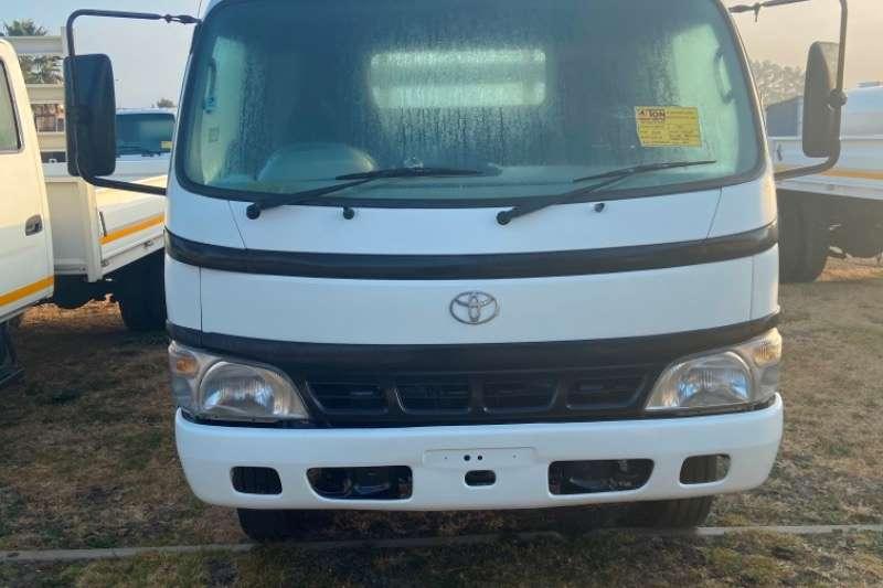 Toyota TOYOTA DYNA 4 TONNE DROPSIDE TRUCK FOR SALE Dropside trucks
