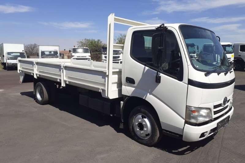 Toyota Dropside trucks TOYOTA DYNA 4093 DRIVING SCHOOL DROPSIDE 2016