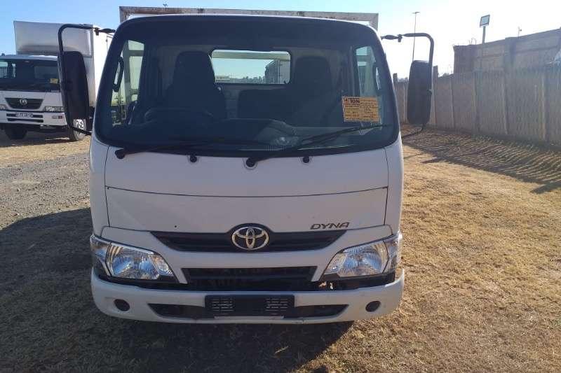 Toyota TOYOTA DYNA DROPSIDE FOR SALE Dropside trucks