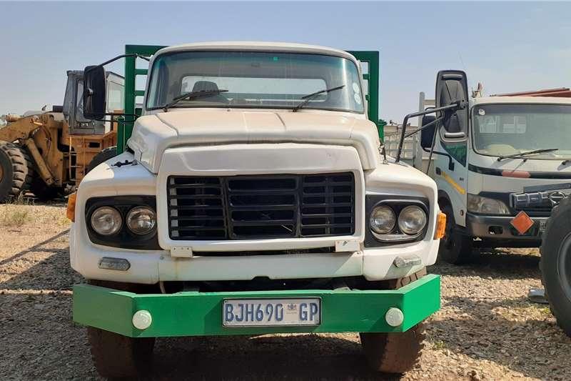 Toyota Flatbed trucks 1985 Toyota DA Flatdeck 7 Ton 1985