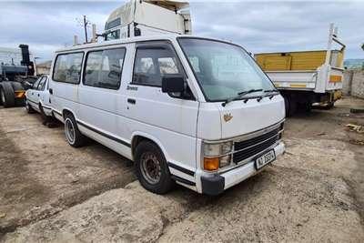 Toyota Hi Ace Super 16 Seater Mini Bus LDVs & panel vans