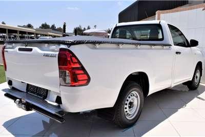 Toyota Hilux 2.0 VVTi A/C Single Cab LDVs & panel vans