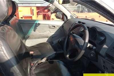 Toyota Hilux 2.5L Diesel Single Cab LDV LDVs & panel vans