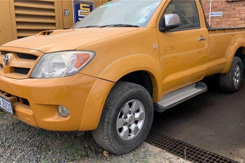 Toyota HILUX D4D LDVs & panel vans