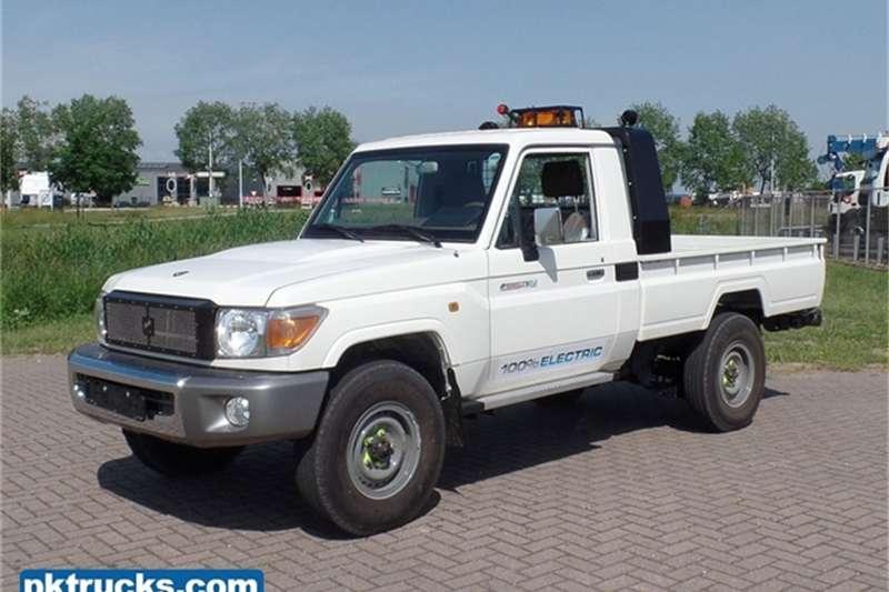 Toyota LDVs & panel vans