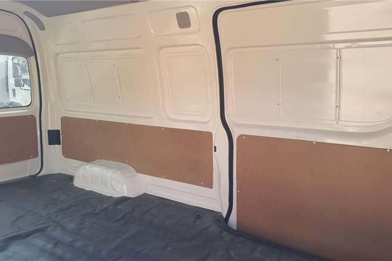 Toyota QUANTUM 2.5 D 4D LWB HIGH ROOF LDVs & panel vans