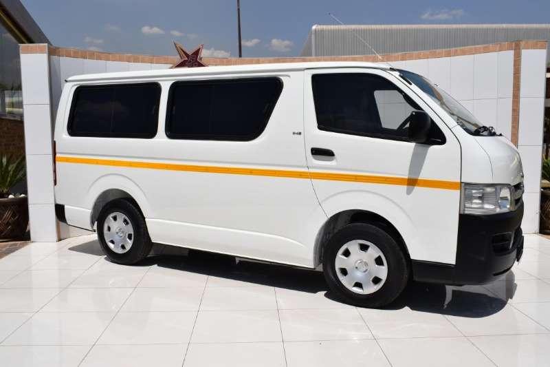 Toyota LDVs & panel vans Quantum 2.5 D4D Panel Van 2009