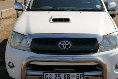 Toyota TOYOTA D4D, 4X4 LDVs & panel vans