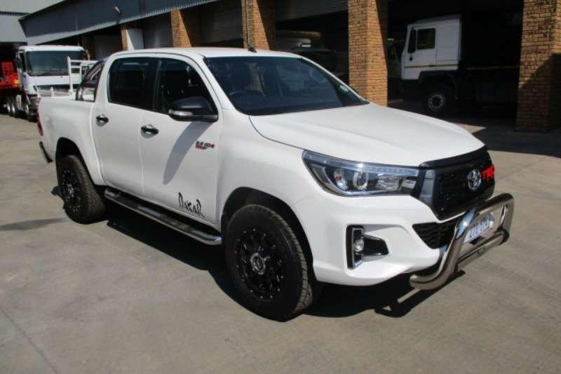 Toyota LDVs & panel vans TOYOTA HILUX 2.8 GD6 TRD DAKAR DOUBLE CAB 2018