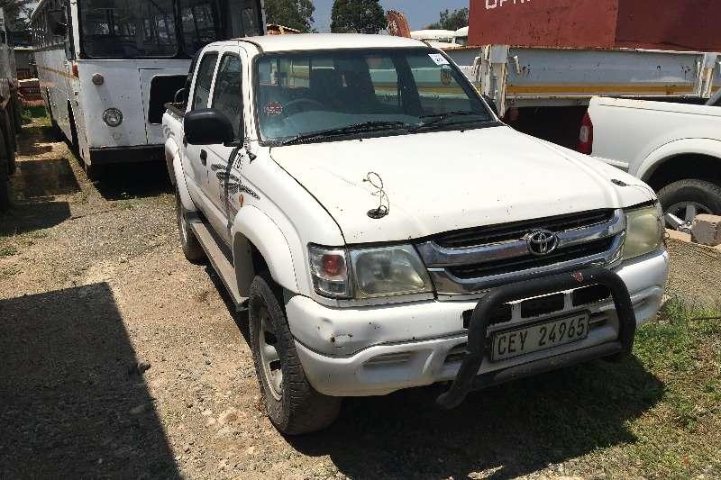Toyota Toyota Hilux LDVs & panel vans