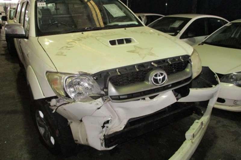 Toyota LDVs & panel vans Toyota Hilux 3.0 Double Cab 4x4 Bakkie 2011