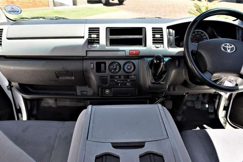 Toyota Toyota Quantum 2.7 VVTI Panel Van LDVs & panel vans